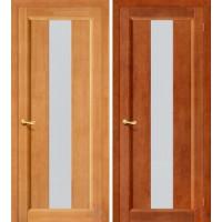 Дверь межкомнатная из массива сосны В-18