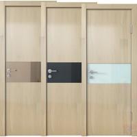 Дверь межкомнатная пвх ДО-501 Анегри светлый глянец