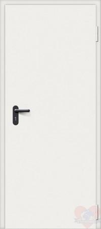 Дверь металлическая противопожарная ДП-1-EI60