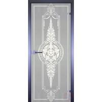 Дверь стеклянная межкомнатная Классика-5