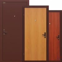 Дверь металлическая Оптим эконом - внутренняя