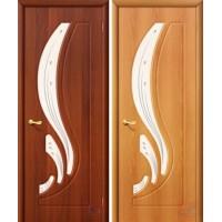 Дверь межкомнатная пвх Лотос ДО