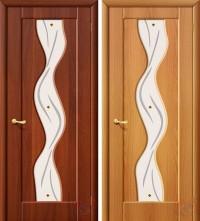 Дверь межкомнатная пвх Вираж ДО