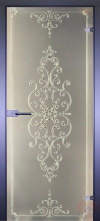 Дверь стеклянная межкомнатная Классика-6