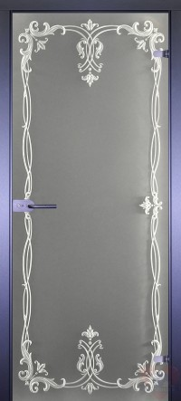 Дверь стеклянная межкомнатная Классика-11