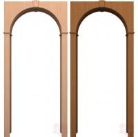 Межкомнатная арка шпонированная Палермо